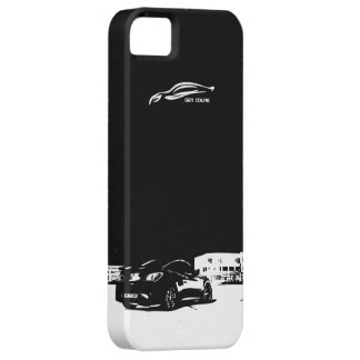 Genesis Coupe rear stance iPhone SE/5/5s Case