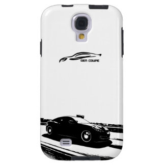 Genesis Coupe Rolling Shot Galaxy S4 Case