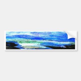Genesis - CricketDiane Ocean Art Bumper Sticker