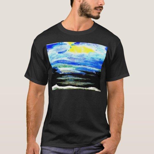 Genesis - CricketDiane Ocean Art T-Shirt