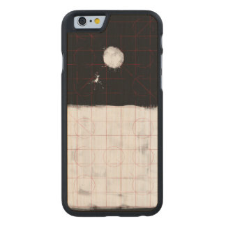 Genesis Day 1: Light 2014 Carved® Maple iPhone 6 Case