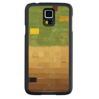 Genesis Day 3: Vegetation 2014 Carved Maple Galaxy S5 Case