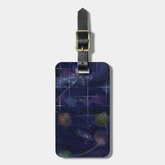 Genesis Day 4: Stars 2014 Bag Tag