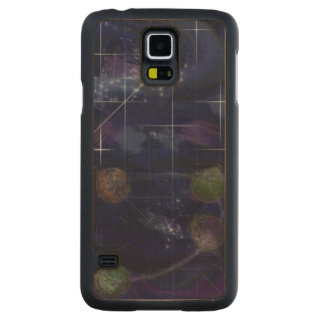 Genesis Day 4: Stars 2014 Carved® Maple Galaxy S5 Case