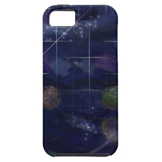 Genesis Day 4: Stars 2014 iPhone SE/5/5s Case