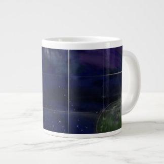 Genesis Day 4: Stars 2014 Large Coffee Mug
