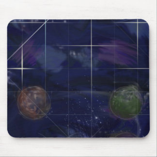 Genesis Day 4: Stars 2014 Mouse Pad