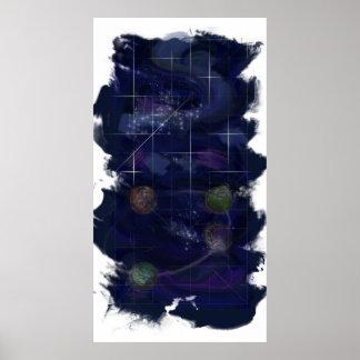 Genesis Day 4: Stars 2014 Poster