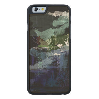 Genesis Day 5: Creatures Carved® Maple iPhone 6 Slim Case