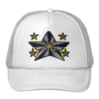Génesis de la estrella (concepto artístico estupen gorras de camionero