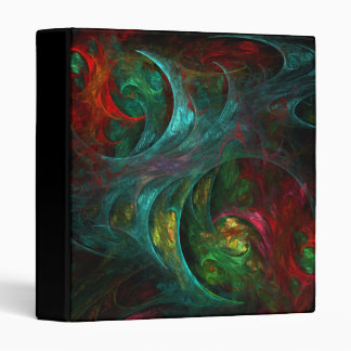 Genesis Nova Abstract Art Binder