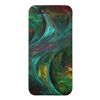 Genesis Nova Abstract Art Case For iPhone SE/5/5s