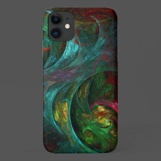 Genesis Nova Abstract Art Case-Mate iPhone Case