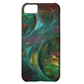 Genesis Nova Abstract Art Cover For iPhone 5C