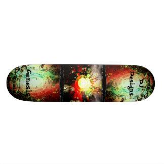 Genesis Skateboard