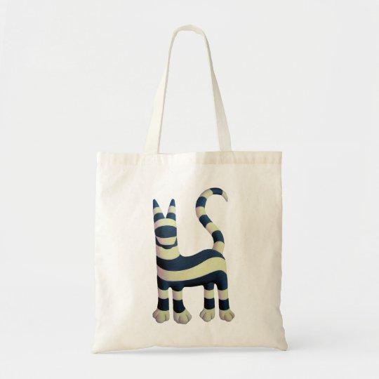 Genetic Cat Tote Bag