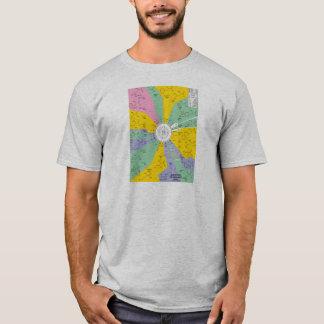 Genetic Code For Amino Acids (Chart Wheel) T-Shirt