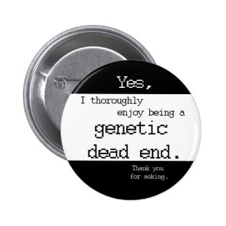 Genetic Dead End Pin (Plain)