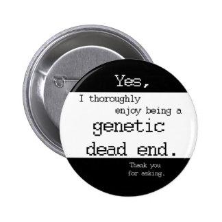 Genetic Dead End Pin (Plain)