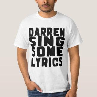 Genetic Misprints Sing T-Shirt