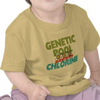 GENETIC POOL TEE SHIRT