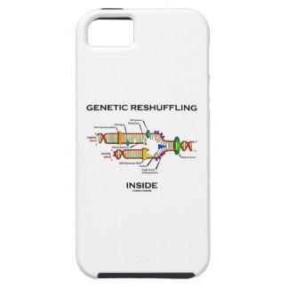 Genetic Reshuffling Inside Biology Geek Humor iPhone SE/5/5s Case