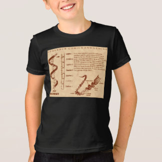 Genetic Sequence Kid's T-Shirt