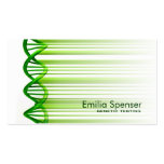 Genetic Testing/DNR Centre Business Card