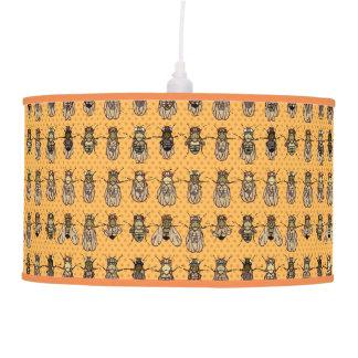 Genética de la mosca del vinagre de la Drosophila Lámpara De Techo