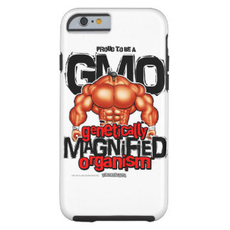 GENETICALLY MAGNIFIED ORGANISM! TOUGH iPhone 6 CASE
