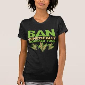 Genetically Modified Food GMO T-shirts