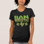 Genetically Modified Food GMO Tshirts