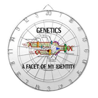 Genetics A Facet Of My Identity (DNA Replication) Dartboard