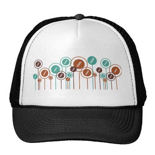 Genetics Daisies Hat