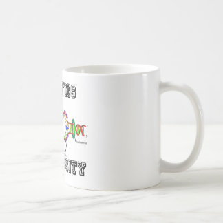 Genetics University (DNA Replication) Coffee Mug