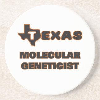 Genetista molecular de Tejas Posavasos Personalizados