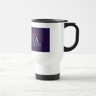 Geneva Convention Travel Mug (white)