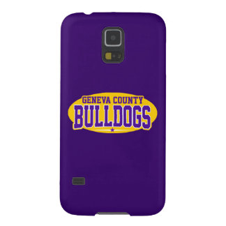 Geneva County High School; Bulldogs Galaxy S5 Case