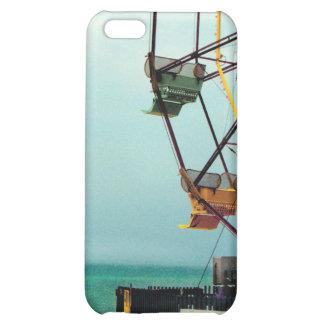 Geneva Ferris Wheel iPhone 5C Cases