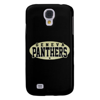 Geneva High School; Panthers Samsung Galaxy S4 Covers