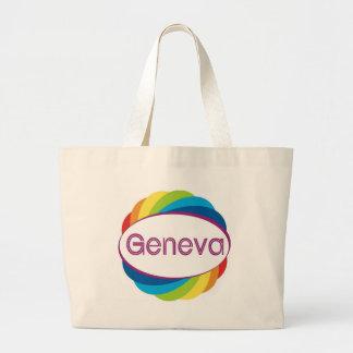 Geneva Jumbo Tote Bag