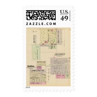 Geneva, Nebraska Postage Stamps