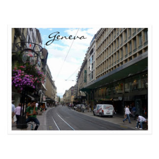geneva street postcard