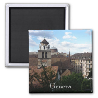 geneva swiss 2 inch square magnet