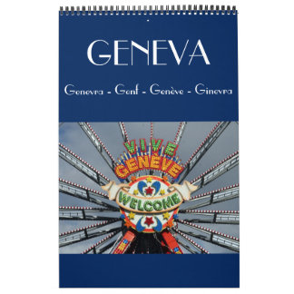 geneva switzerland calendar