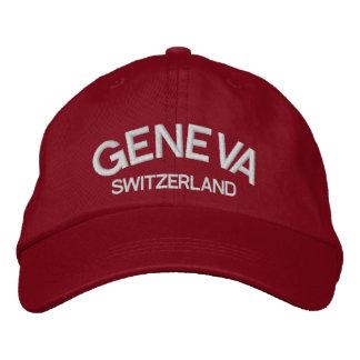 Geneva* Switzerland Classic Hat