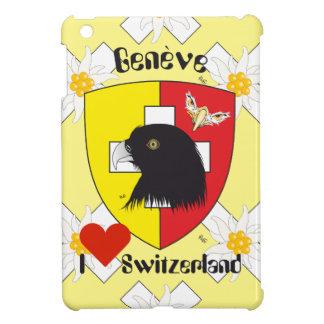 Geneva Switzerland/Genève Suisse iPad mini coverin Case For The iPad Mini
