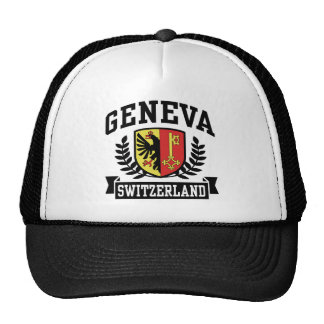 Geneva Trucker Hat