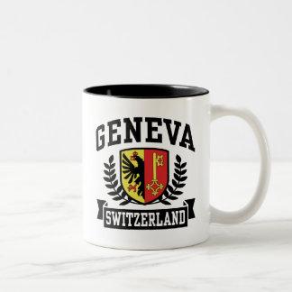 Geneva Two-Tone Coffee Mug