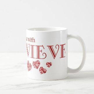Genevieve Coffee Mug